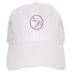 This is the matchin cutie-pie cap that you get for FREE with your 3-piece sexy thong ensemble!